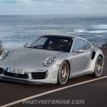 2013 Porsche 911 Turbo More Dynamics & Improved Fuel Consumption
