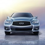 First Infiniti Q50 has been rolled out from Tochigi plant in Japan